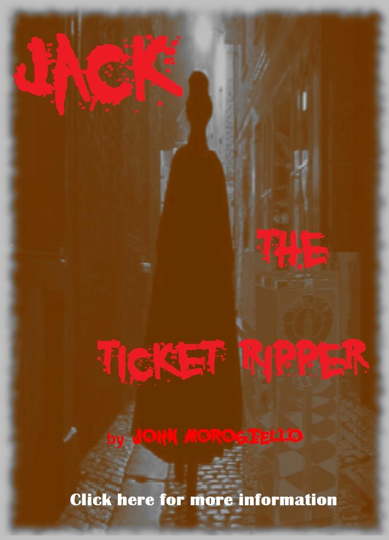 Jack the Ticket Ripper, a one-act play by John